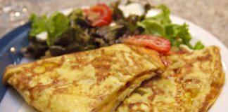 omelete ovos