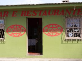 restaurante estrada do inferno