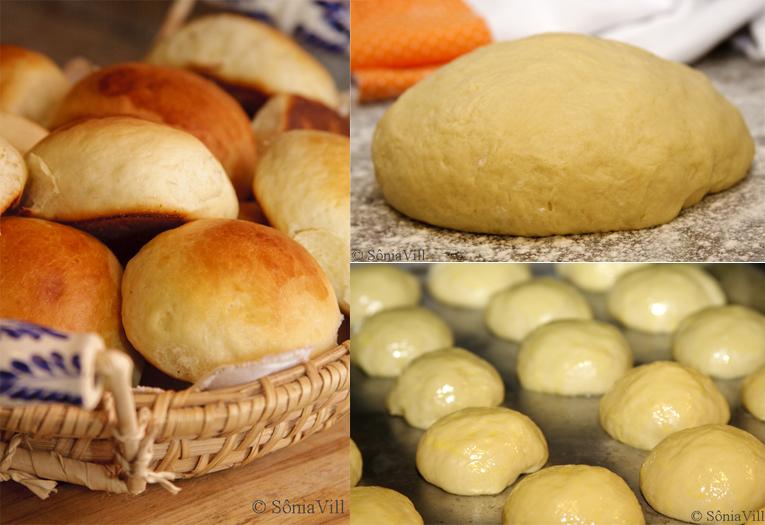 Vamos fazer pão?