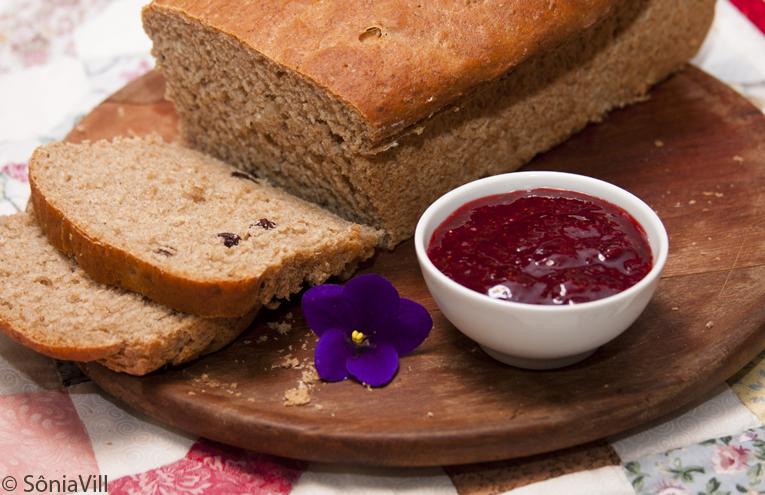 Pão integral, ou quase…
