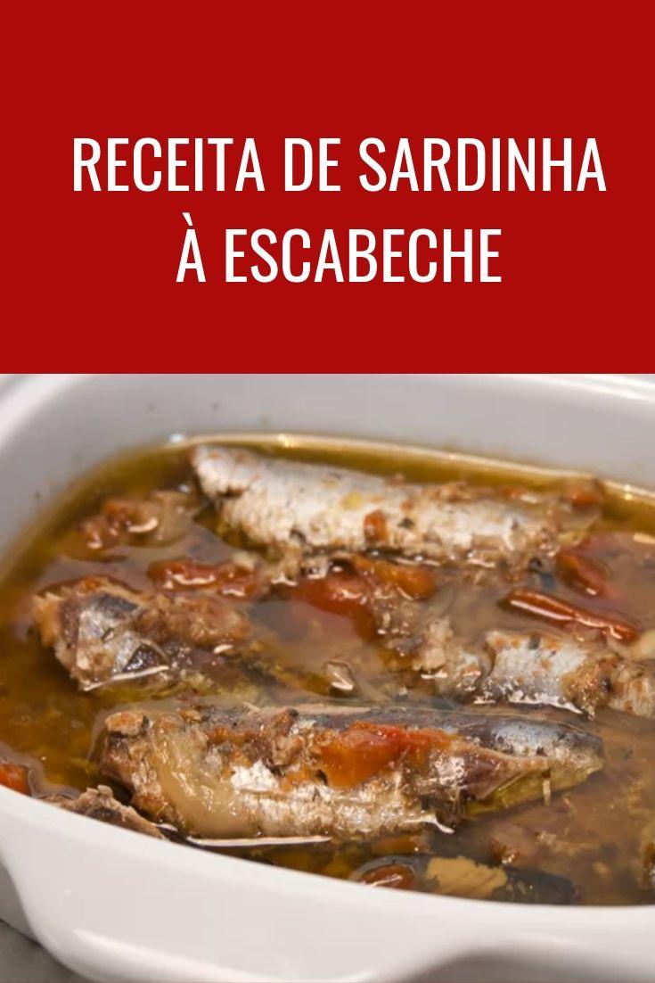 receita de sardinha