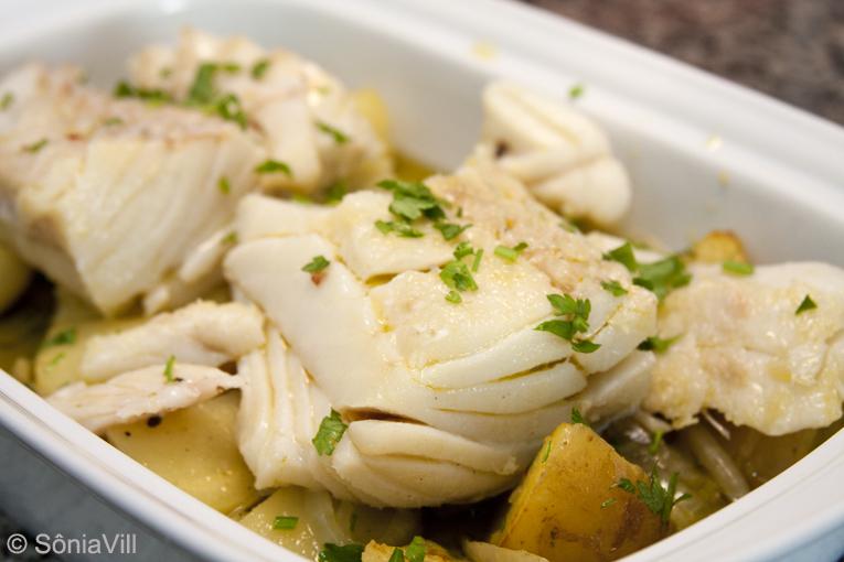 bacalhau azeite batatas