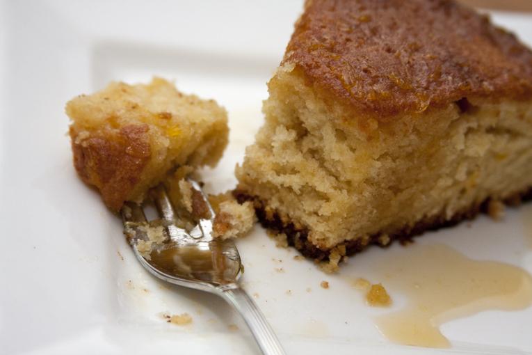 Receita de bolo Amor aos pedaços ou bolo de laranja