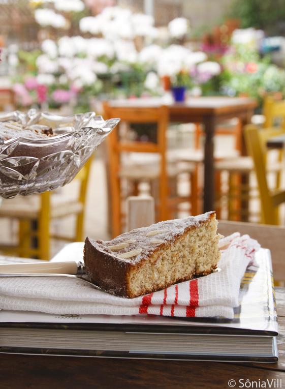 Pão de Ló de Gênova, o bolo do Monet