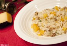 risoto -abobora-carne-seca