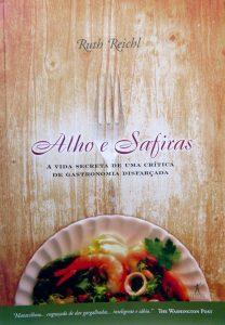 livro Alho e Safiras