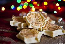 Queijadinha com sabor de Natal