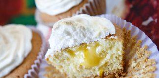 cupcakes creme de limão