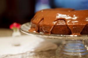 bolo chocolate cobertura brigadeiro Nutella