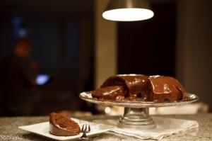 bolo chocolate brigadeiro Nutella