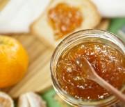 Geleia de bergamota ou tangerina