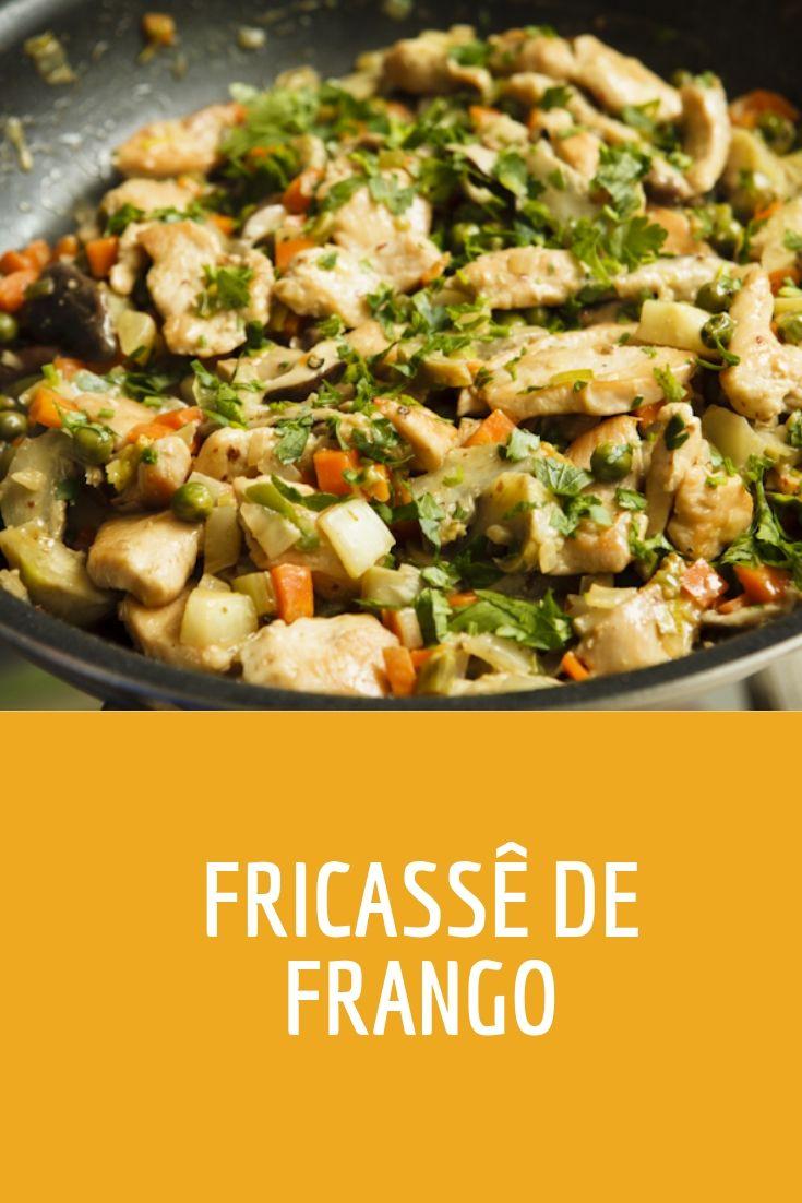 fricasse-frango