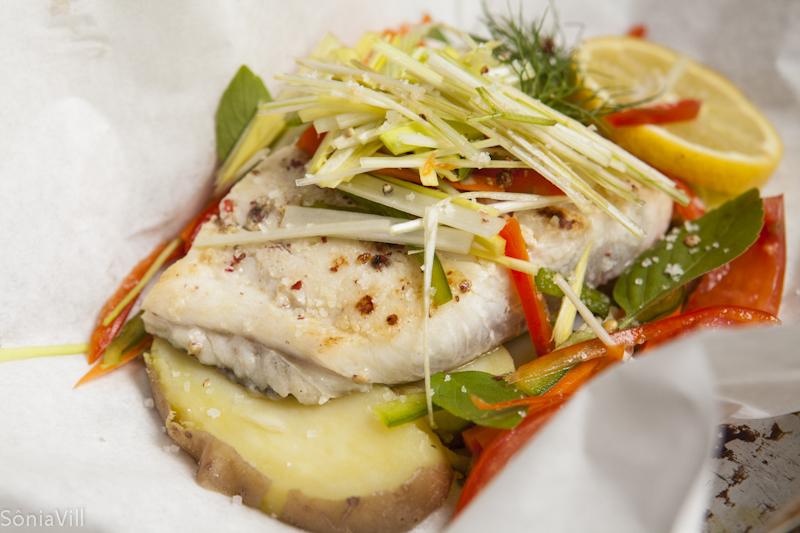 Cartóquio de peixe