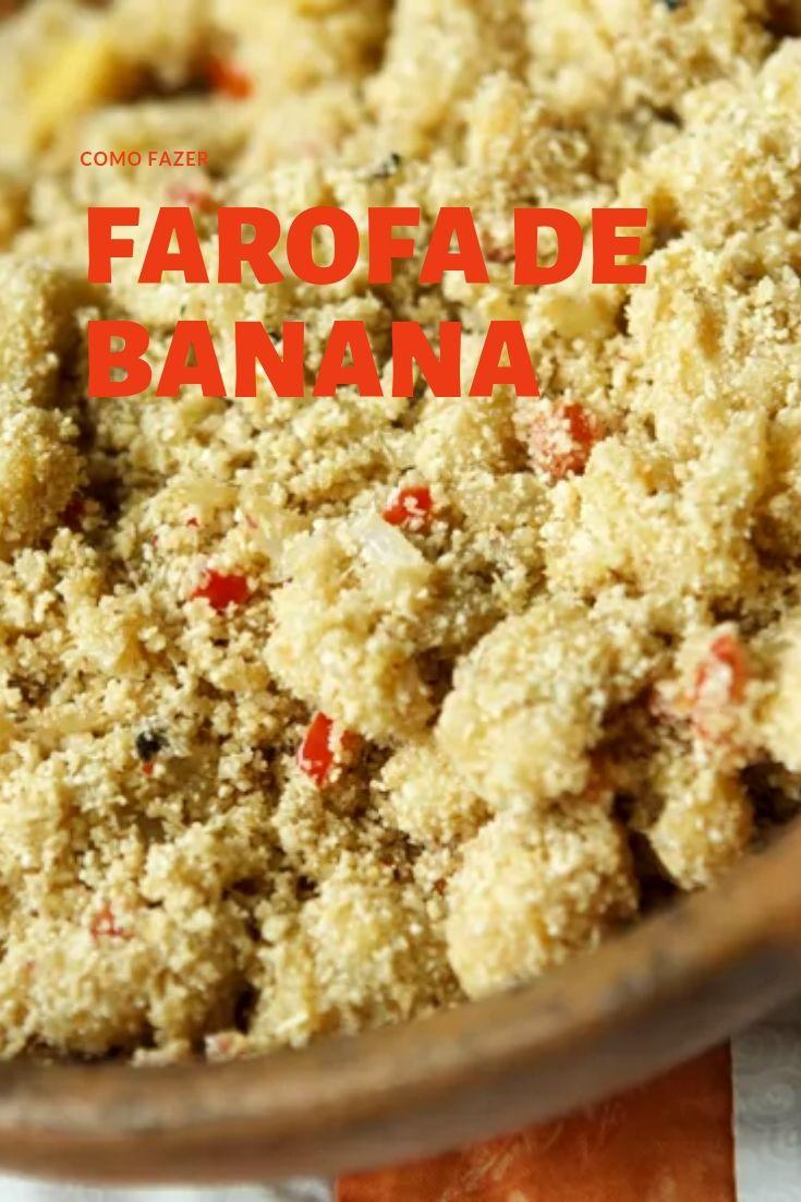 farofa-banana