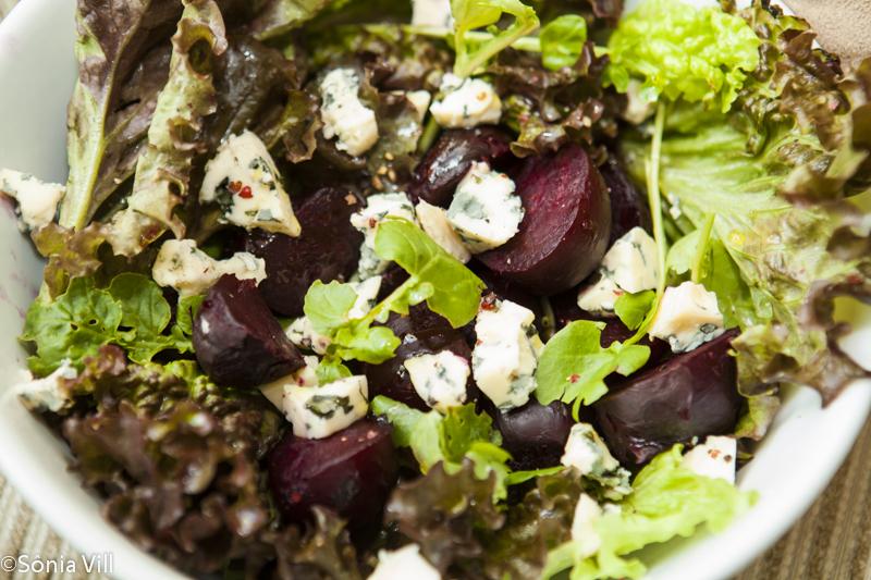 Salada de Beterrabas