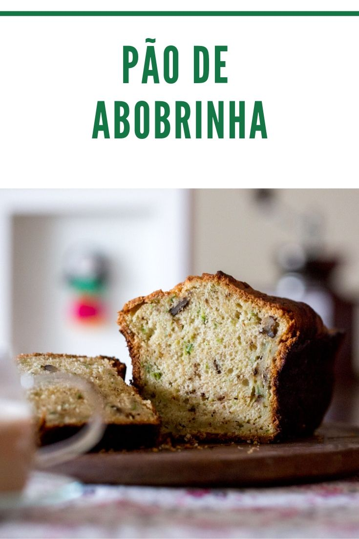 pão de abobrinha