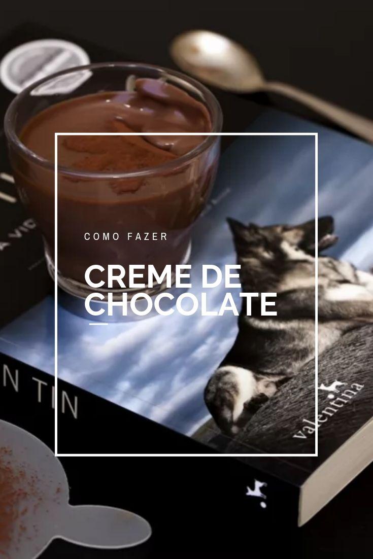 creme chocolate
