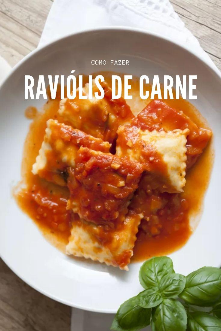 Raviolis-carne