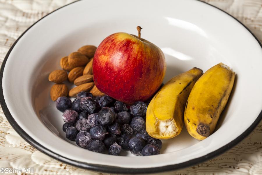 Crumble Frutas