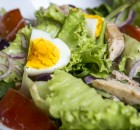 Salada (quase) niçoise
