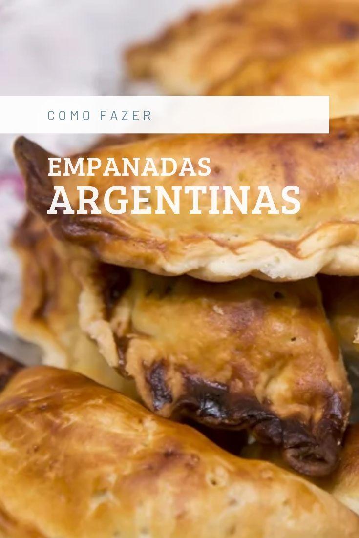 empanadas argentina carne