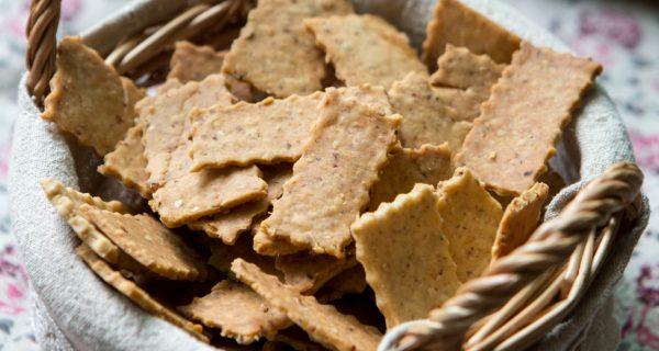 Crackers sem Glúten