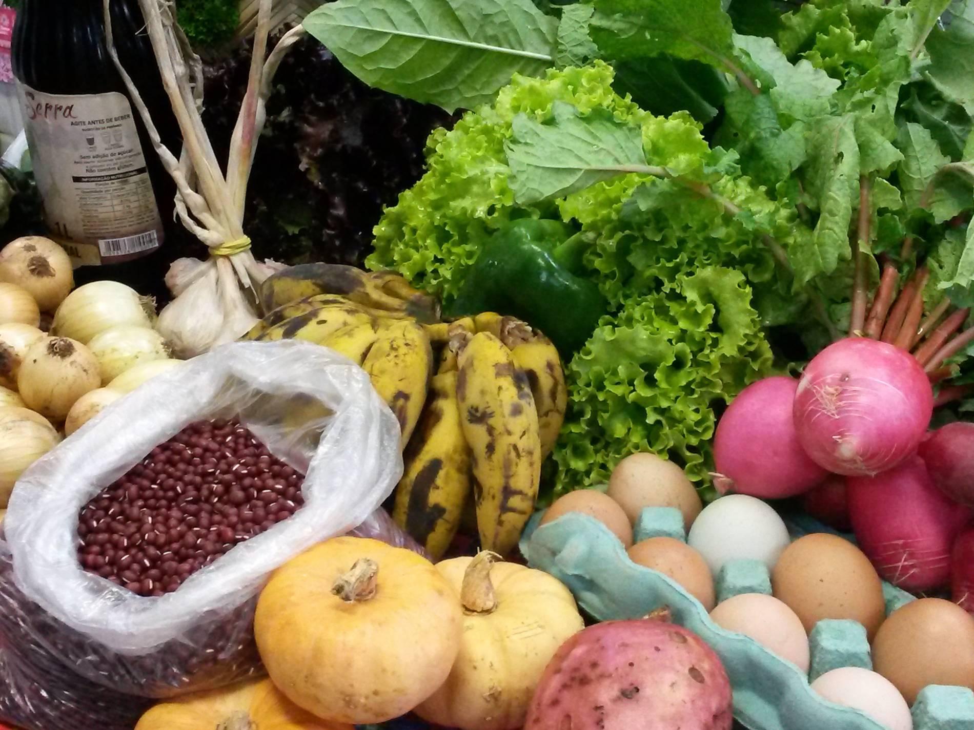 Célula de Consumo Responsável: Alimento bom, limpo e justo