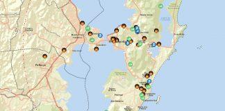 mapa organicos florianopolis