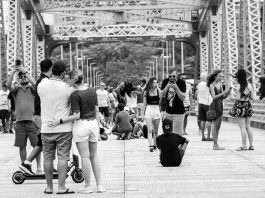 Reabertura da Ponte Hercílio Luz