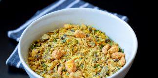 Receita de farofa deliciosa