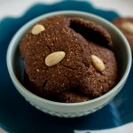 biscoitos de amêndoas