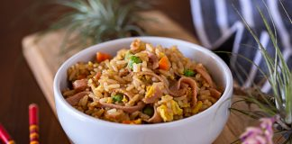 Arroz chop suey
